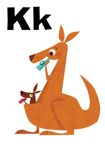 Kangaroo's Kazoo: ABC Animal Orchestra: Leapfrog: by Johnny Yanok