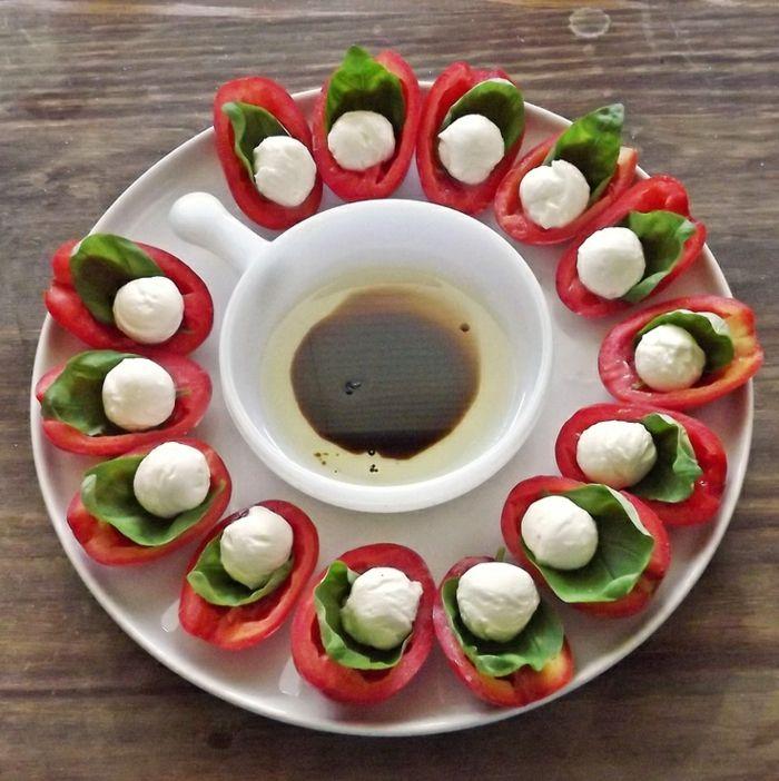 Les 25 meilleures id es de la cat gorie salade compos e originale sur pinterest salade - Faire une raclette originale ...