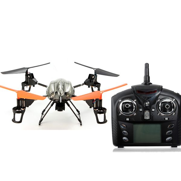 Wltoys V959 Upgraded V222 6-Axis 4CH RC Quadcopter With Camera RTF