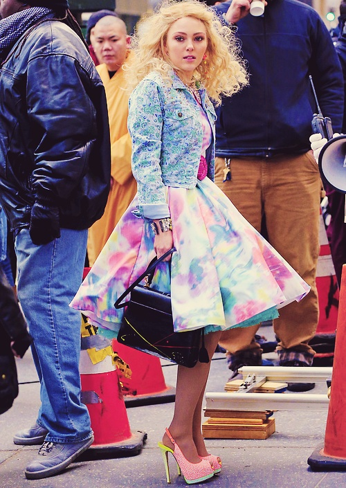 The Carrie Diaries - the shoessss!
