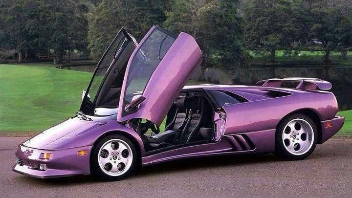 purple cars, purple trucks, purple SUV, purple classic ...