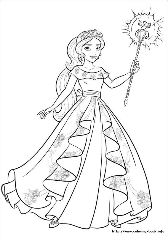 Grab Your Fresh Coloring Pages Elena Of Avalor For You Https Gethighit Com Fresh Colori Princess Coloring Pages Fairy Coloring Pages Cartoon Coloring Pages