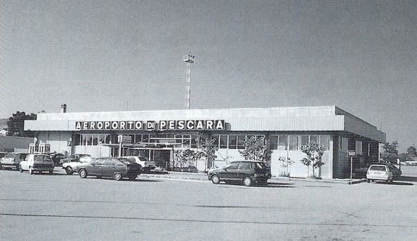 old pescara airport