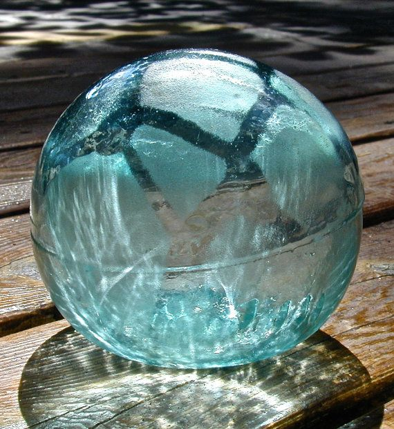 20 best bc coastal vintage glass floats images on pinterest for Japanese fishing floats