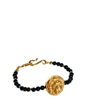 Bill Skinner Sovereign Lion Bracelet