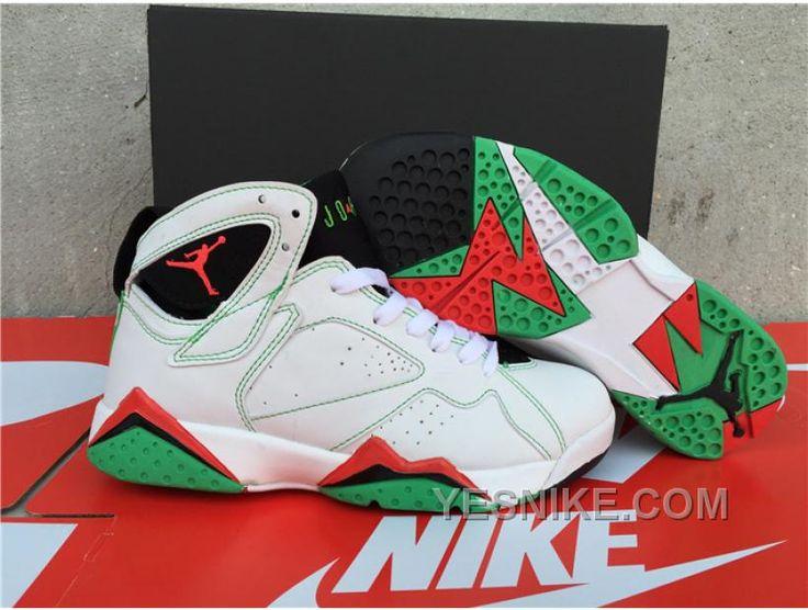 sports shoes d17db a330f ... air jordan retro 7 womens red mint green . ...