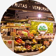 Mercado de San Antón Madrid