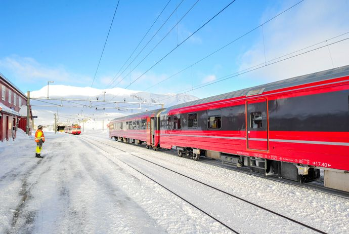 A Guide To Scandinavian Rail Passes Routes North Rail Pass Scandinavian Route