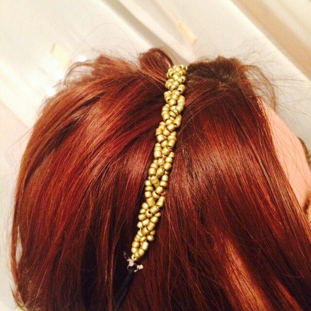 D.I.Y- headband