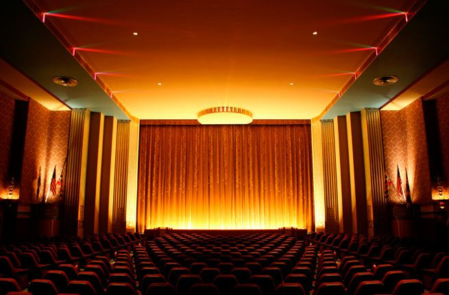 America's Best Historic Movie Theaters