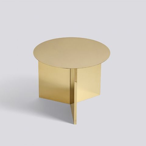 HAY - Slit Table Round - Couchtisch - HAY furniture