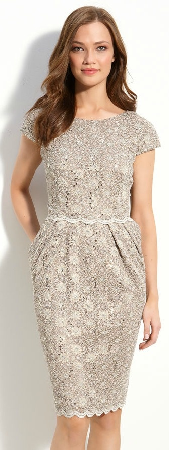 {Interactive pin} Do you guys think lace is modest? I personally think it depends on how you wear it. I don't think the above dress is immodest. I usually shy away from lace though, since it is a little bit of a gray area. Please comment!