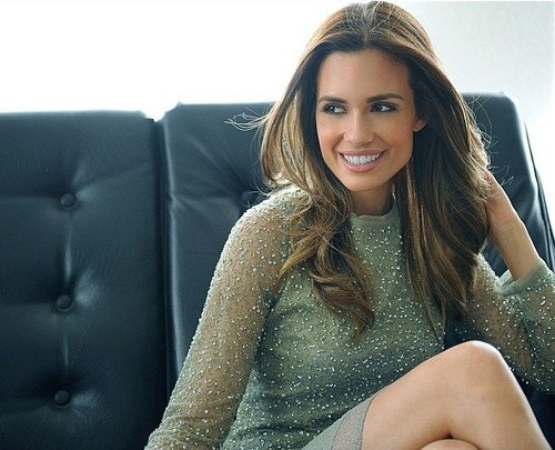 Pretty Little Liars' Torrey DeVitto Shares Her Beauty and Style Tips