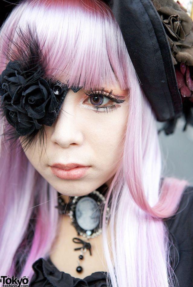 image Eye patch punk girl nova in pov anal
