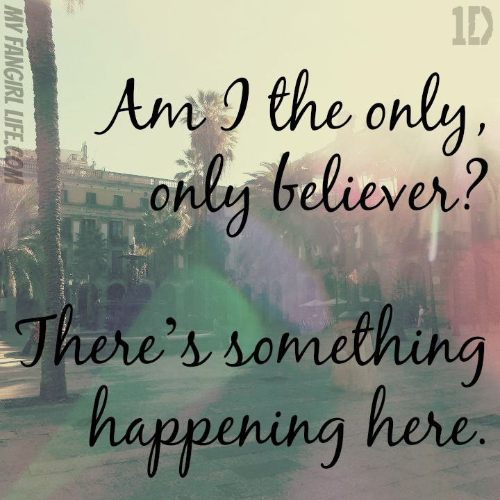 One Direction Four Lyrics - Girl Almighty