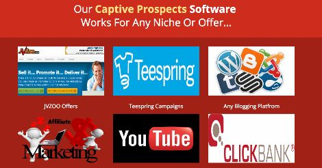 Use This Captive Prospects Software to get your Message out and get more sales and leads