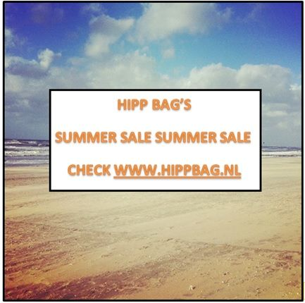 Check it out Hipp Bag's summer sale summer sale http://hippbag.nl/shop/