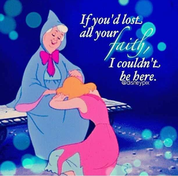 Disney Mothers Day Quotes: Cinderella/ Fairy Godmother