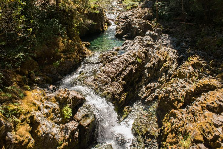 Waterfall at the head of Opal Pool Oregon [6000x4000][OC]