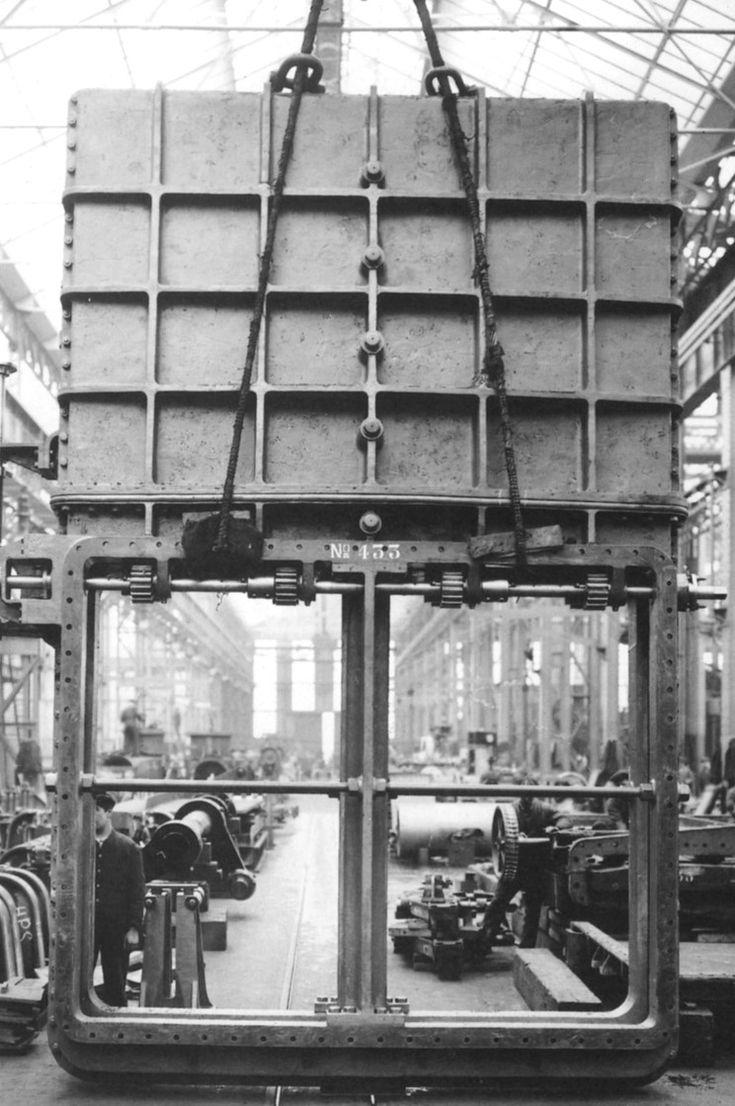 hmhs britannic 1914 one of britannics watertight doors