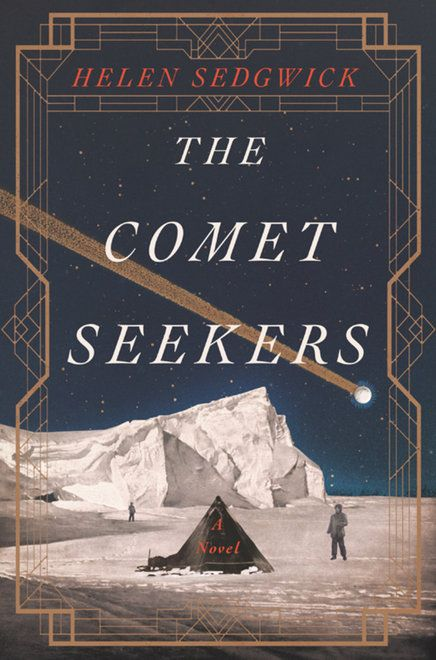 A magical, intoxicating debut novel, both intimate and epic, that intertwines the past, present, and future of two lovers bound by the passing of great comets overhead and a coterie of remarkable ancestors.