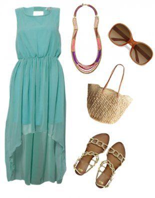 Beach Wedding Outfit Inspiration