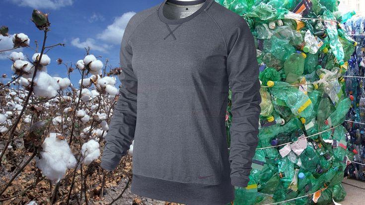 Algodão orgânico xpoliéster reciclado, qual é mais sustentável? - Stylo Urbano #moda #sustentabilidade #poliéster #algodão