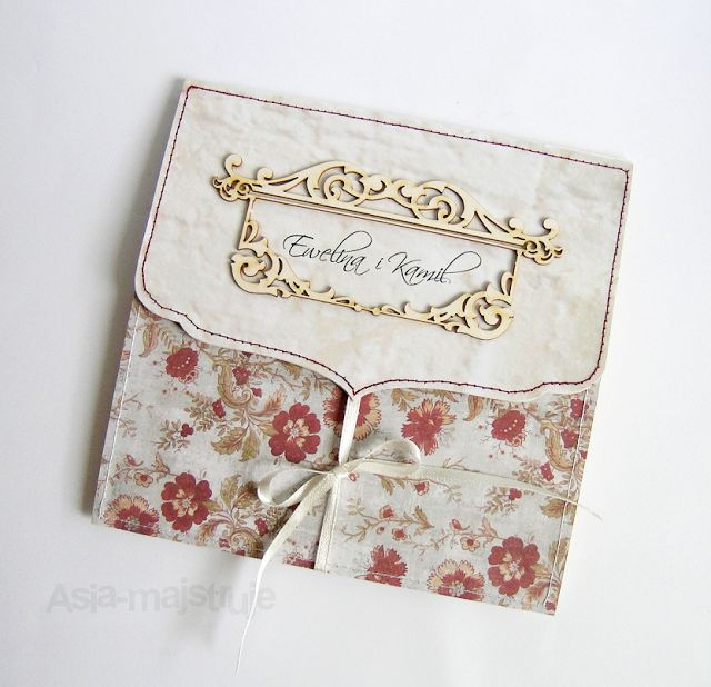 Elegant wedding card | newlyweds | best wishes