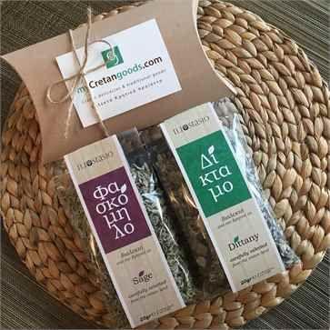 Dictamus & Sage in Gift Box