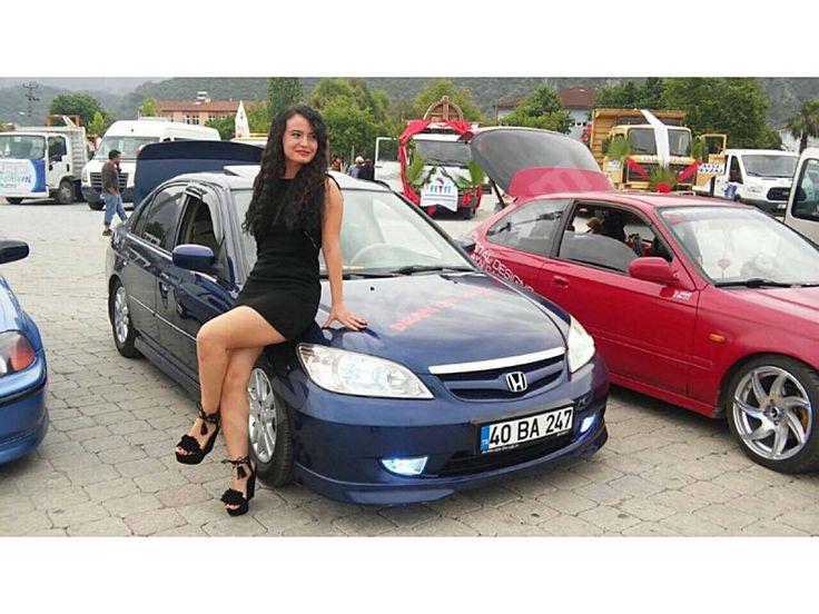Honda Civic 1.6 VTEC ES Honda Civic 1.6 VTEC ES7 MAKYAJI KASA SUNROOF [LPG] (2004)