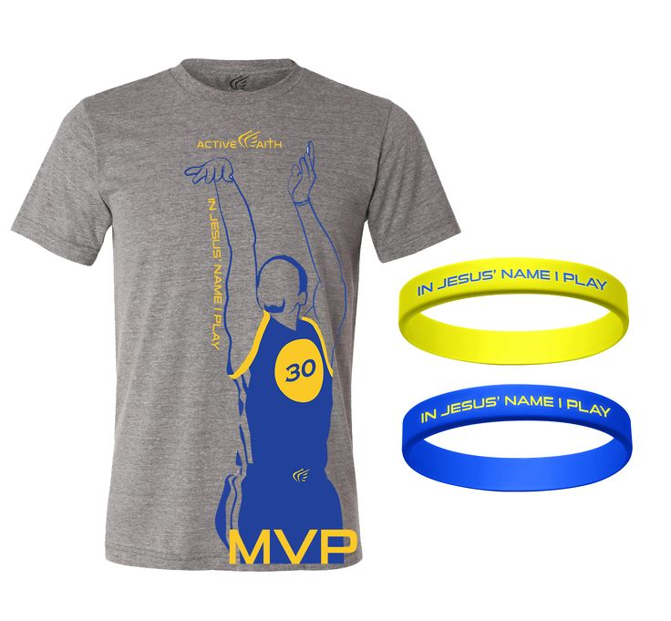 Steph Curry MVP Bundle