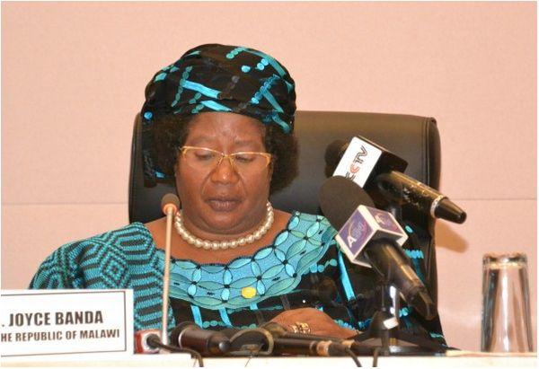 HIV-free initiative ropes in Joyce Banda http://goo.gl/epjmqr