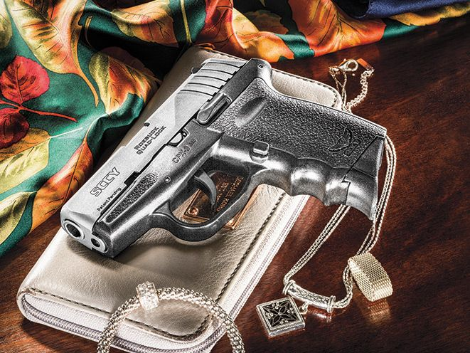 With its new .380 CPX-3, SCCY is taking the pocket pistol to amazing new heights!