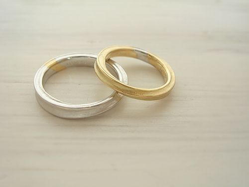 ZORRO Order Collection - Marriage Rings - 107