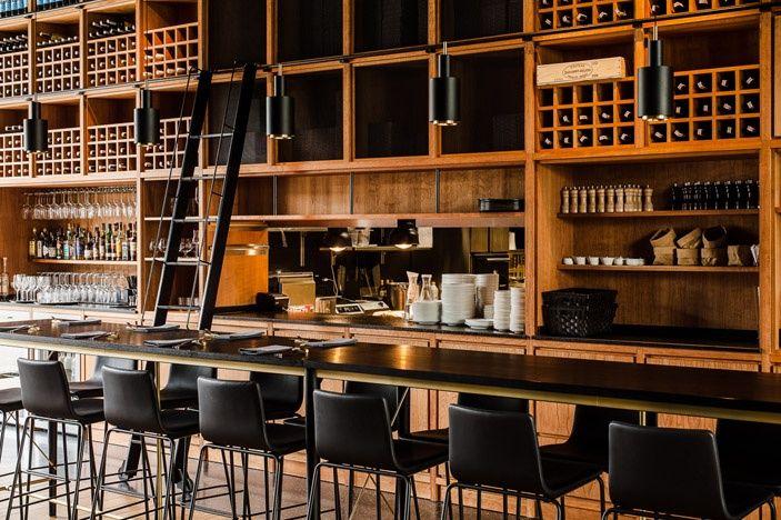 Campo Modern Grill Wroclaw Restaurant Design Bar Design Restaurant Restaurant Furniture