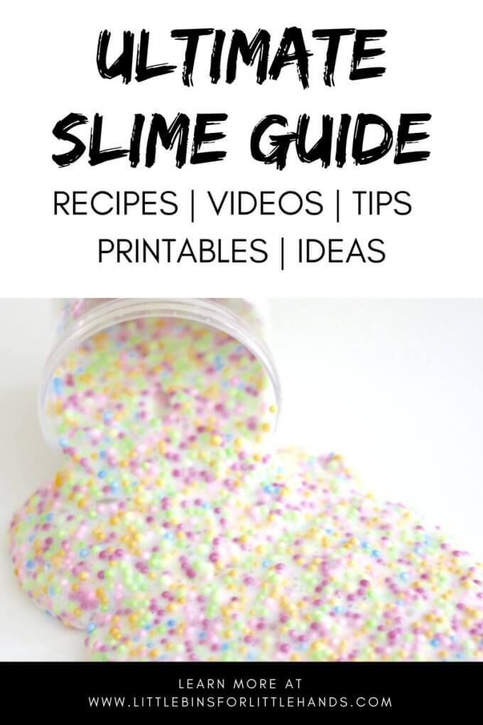 Ultimate Slime Making Guide For Kids And Adults Learn How To Make