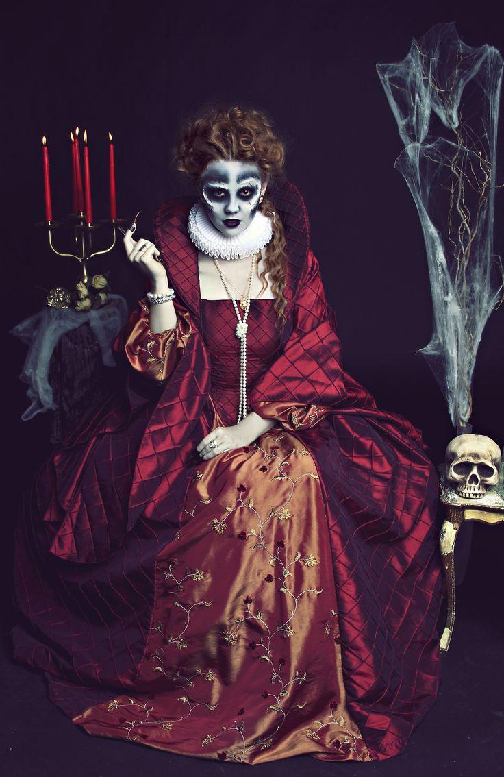 Makeup: Taryn Scalise  Toughlove Mpd Wardrobe: Fantasy  Attic Costumes