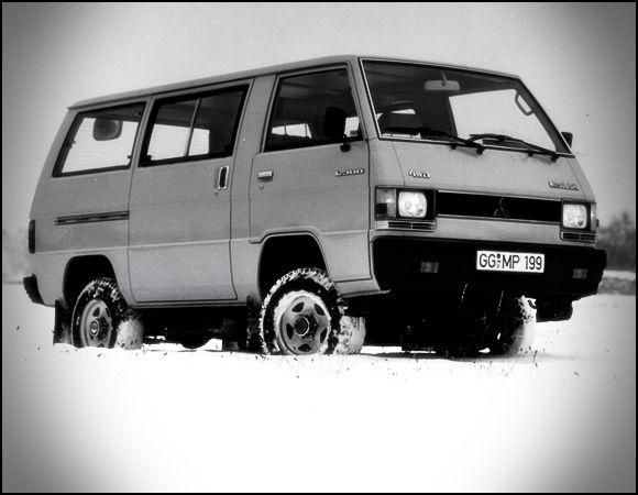 35 Jahre Mitsubishi In Deutschland