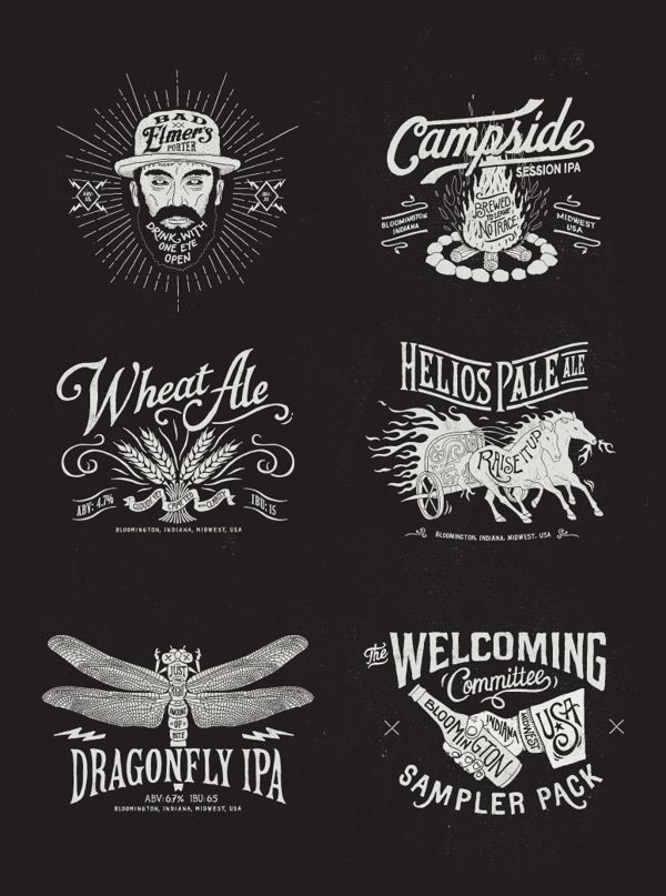 177 best images about ♡ Beer Label Inspiration ♡ on Pinterest