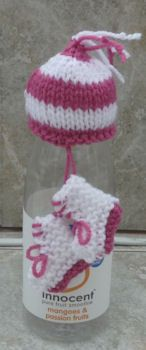 Innocent Smoothies Big Knit Hats - Skating Sets