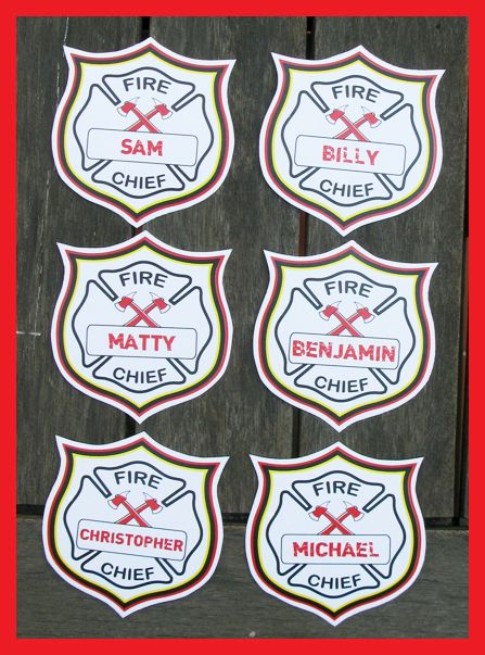 112 best images about Fireman birthday party – Firefighter Party Invitations