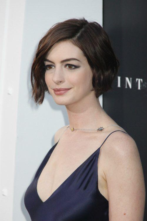 Anne Hathaway's bob!