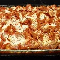 Healthy Pizza Casserole Heathy, quick and cheap meals for the whole family!