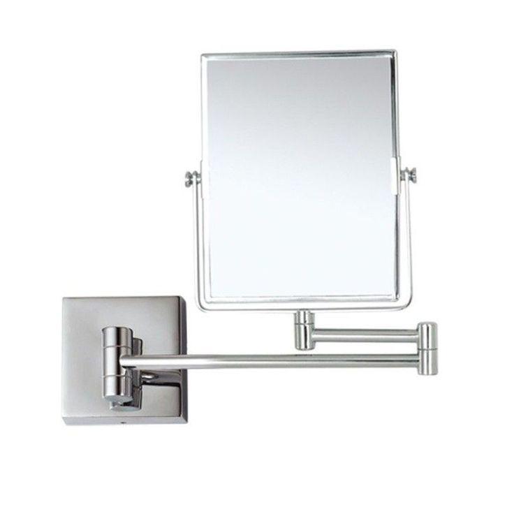 wall mounted makeup mirror