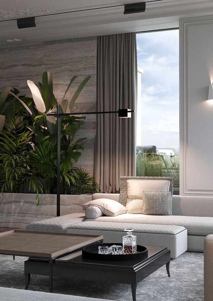 Ink House 1701 Picture Gallery Contemporary Living Room Design Contemporary Home Decor Modern Interior Design