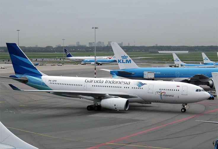 Airbus A330-300 Garuda Indonesia