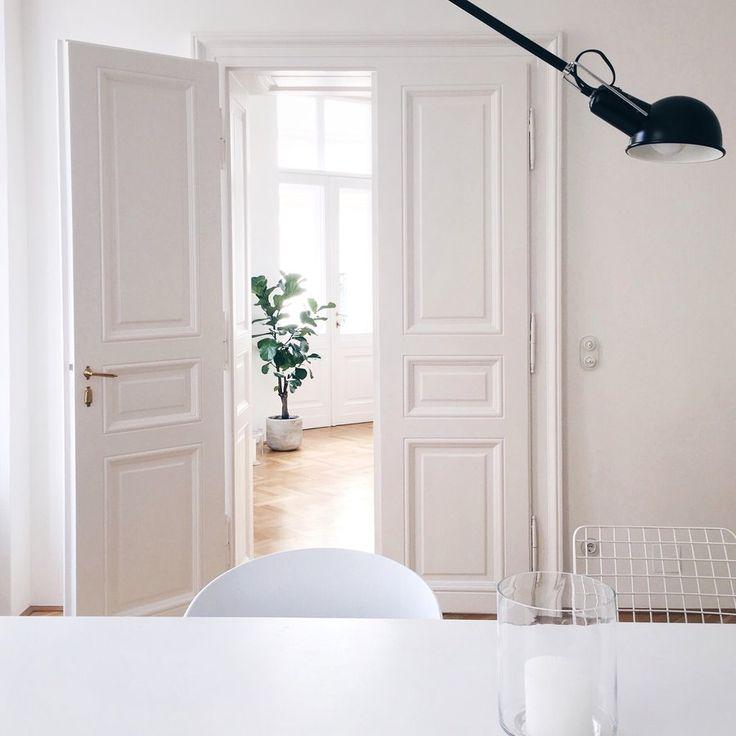 die besten 25 innent ren wei ideen auf pinterest. Black Bedroom Furniture Sets. Home Design Ideas