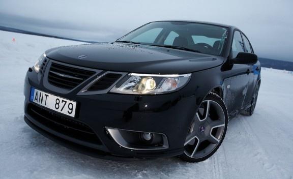 2008 Saab 9 3 Turbo X