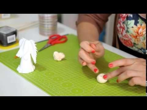 Nadya Gücüm Goodwin Sanat Kili Gelin Buketi Yapımı - YouTube
