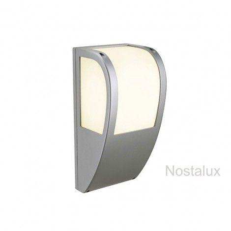 Vincent zilvergrijs (1020227174S) - Nostalux Selectie - Wand verlichting modern